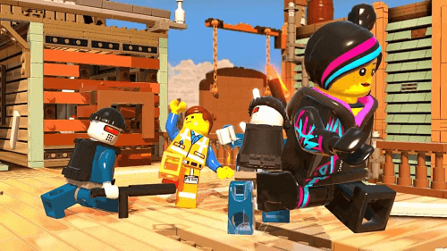 The Lego Movie VideoGame PC Full Version 2