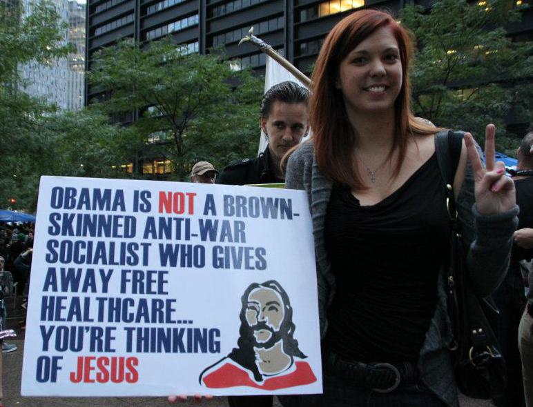 liberal jesus