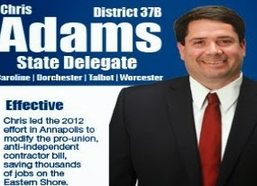 Chris Adams For District 37B