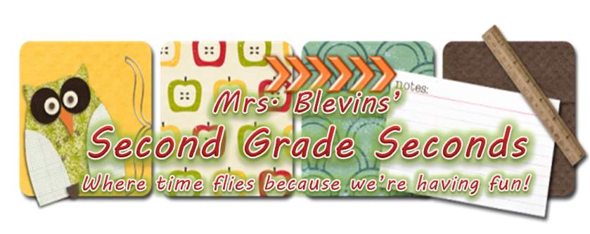 Mrs. Blevins' Second Grade Seconds