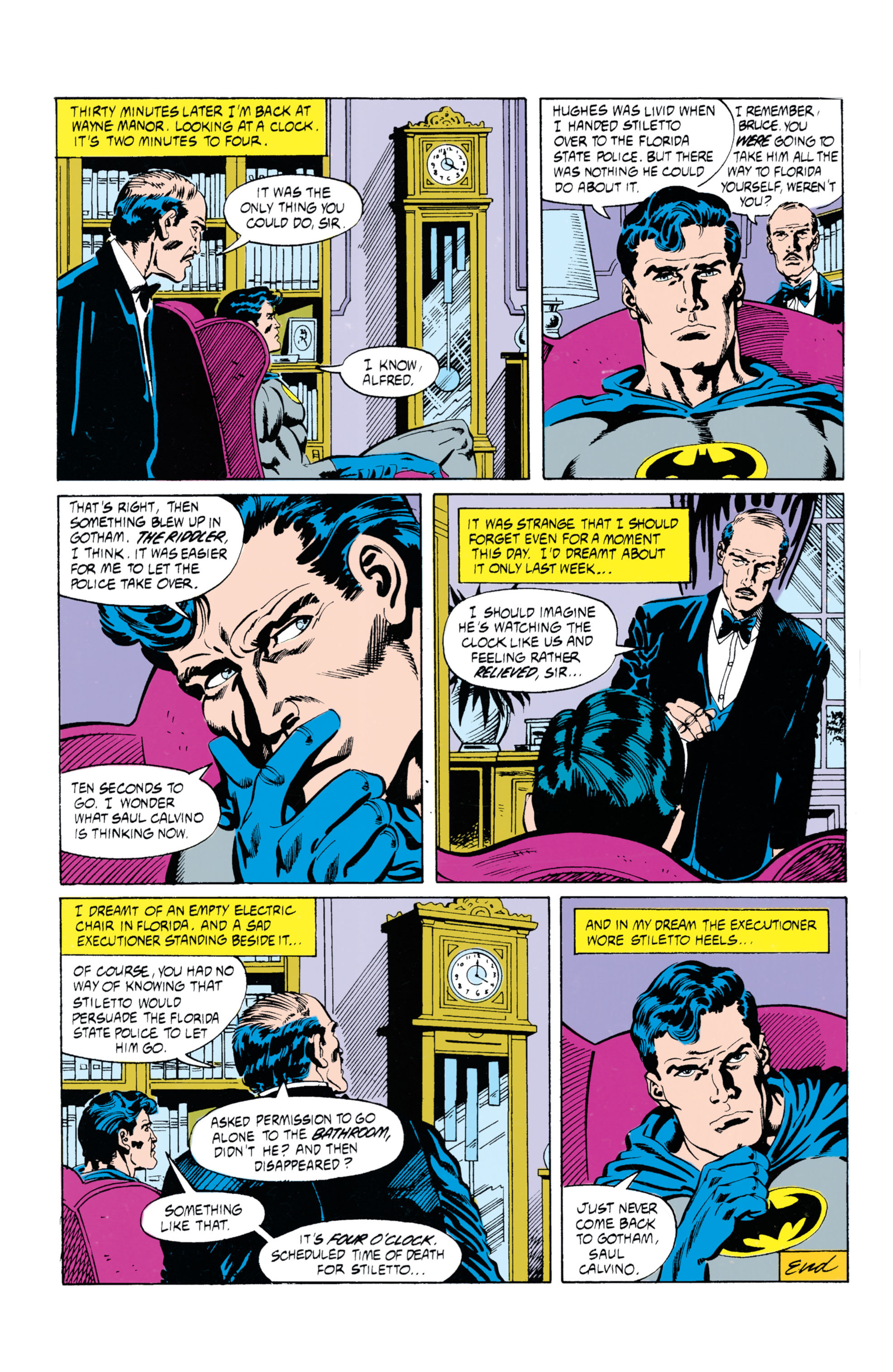 Detective Comics (1937) Issue #630 Page 23