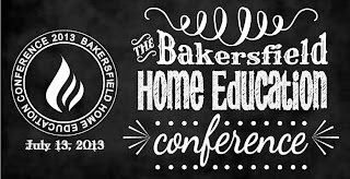 2013 Bakersfield Home Education Conference