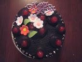 CHOCOLATE CAKE -  RM 50-00