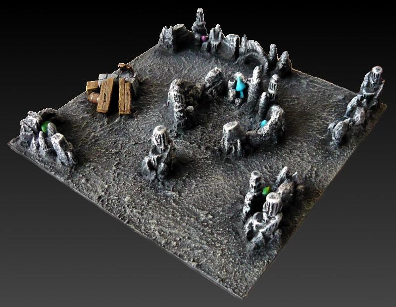 Skavenblight's Underground Scenery - Page 2 04-jaskinia_bez_wody6