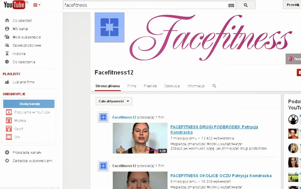 http://www.youtube.com/user/Facefitness12?feature=watch
