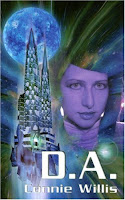 cover of Connie Willis' 'D.A.'