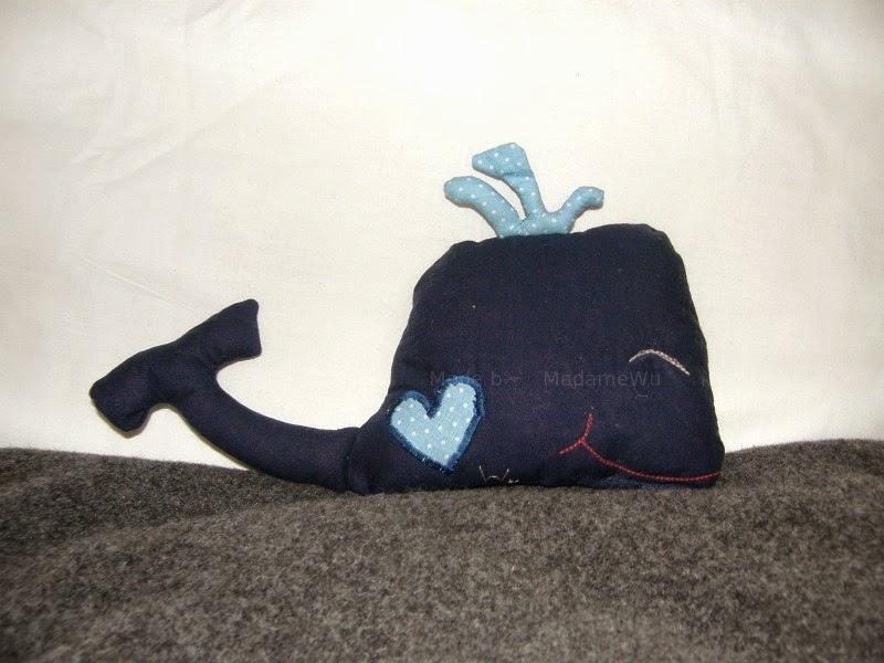 Pan Wielorybek Gustaw / Mr. Whale