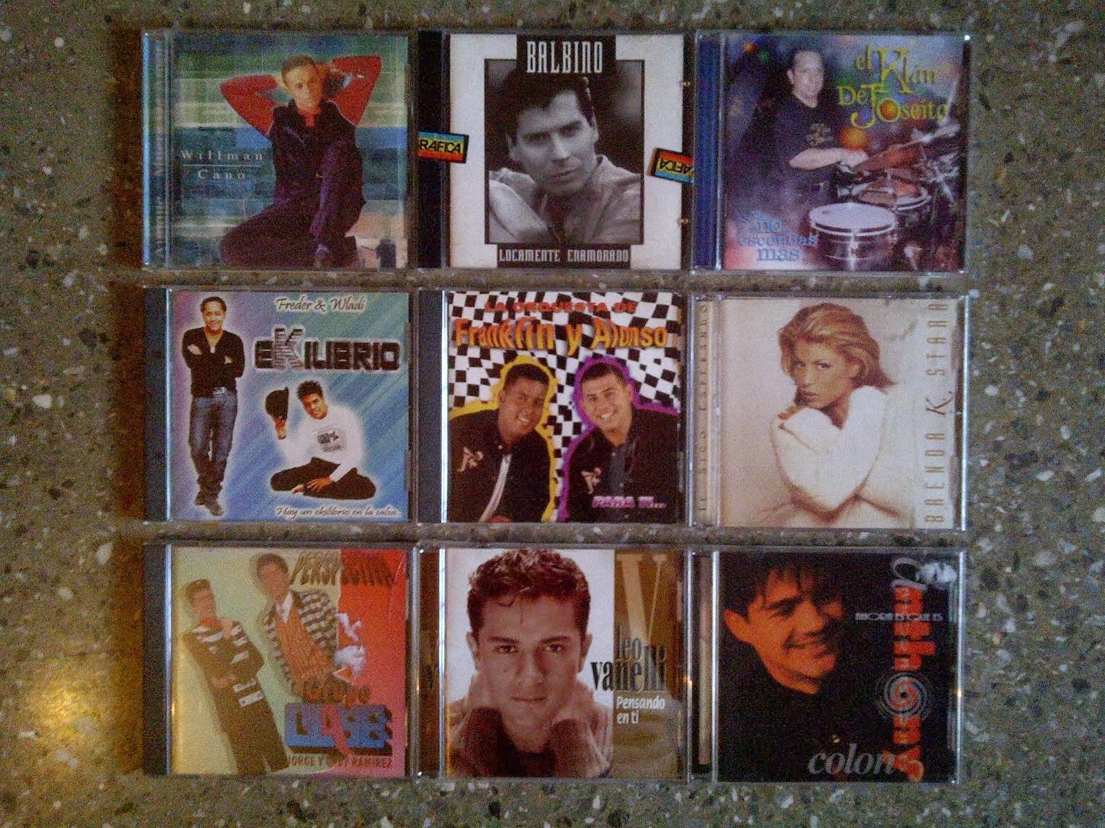 CD's Originales En Venta