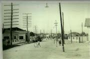 Avenida Santa Helena-década de 60