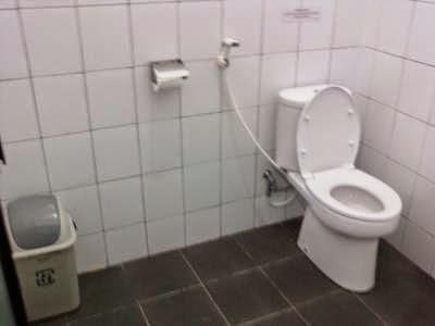 Tempat yang Lebih Kotor dari Toilet