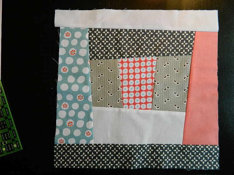s.o.t.a.k handmade: improv block using stack and slash method ... : stack and slash quilt - Adamdwight.com