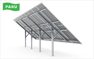 [PARU Solar Tracker] PARU Semi-Fixed Type