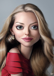 Gambar Karikatur Artis Hollywood Cebrities HD Caricature