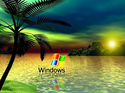 Window Xp Wallpaper 3d