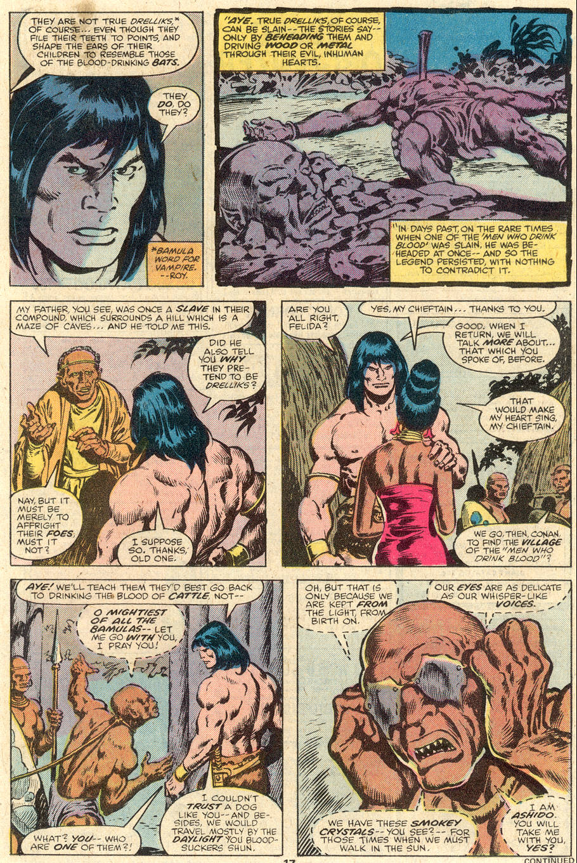 Conan the Barbarian (1970) Issue #102 #114 - English 12