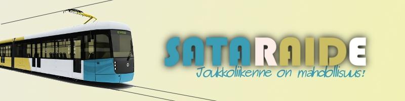 Sataraide - Joukkoliikenne on mahdollisuus!