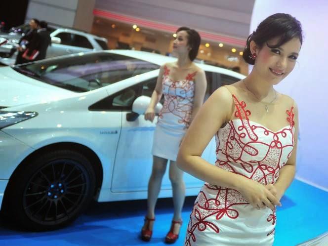 SPG Toyota Alphard IIMS 2014