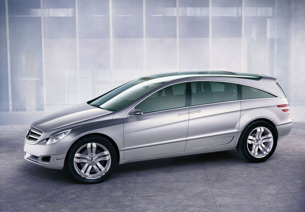Mercedes-Benz R-Class Cars Pictures