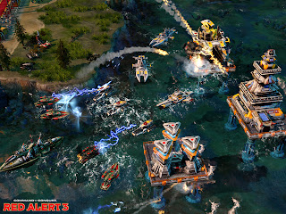 Command & Conquer : Red Alert 3 5