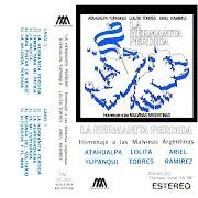 Álbum: LA HERMANITA PERDIDA - Homenaje a las MALVINAS ARGENTINAS (1982) la hermanita perdida fcas