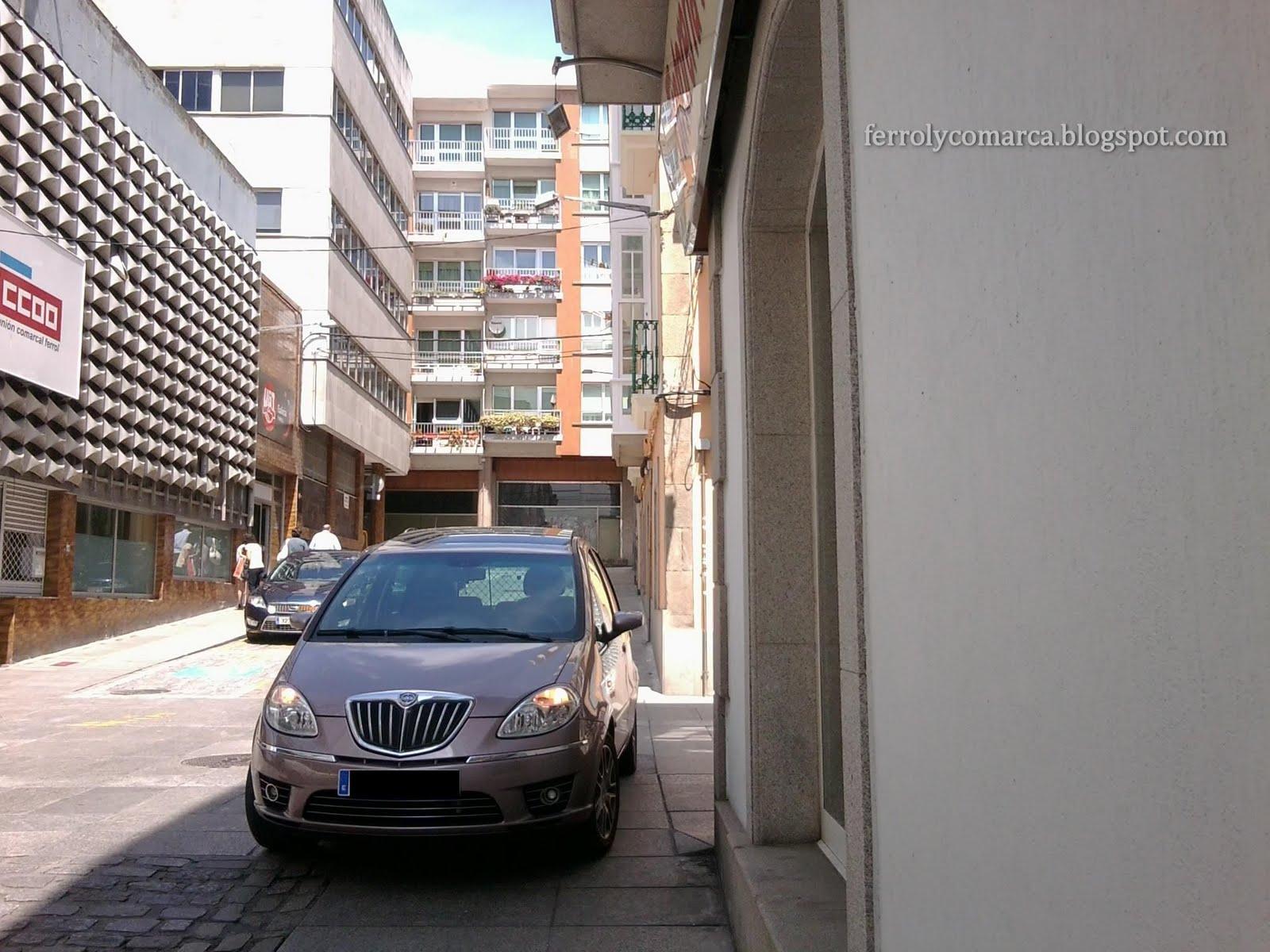 Ferrol y comarca 07 01 2011 08 01 2011 for Cuanto cuesta adaptar un coche para silla de ruedas
