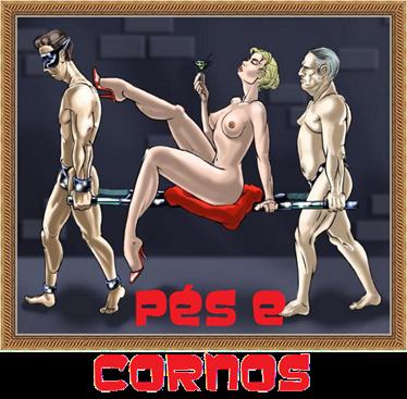 Pés e Cornos