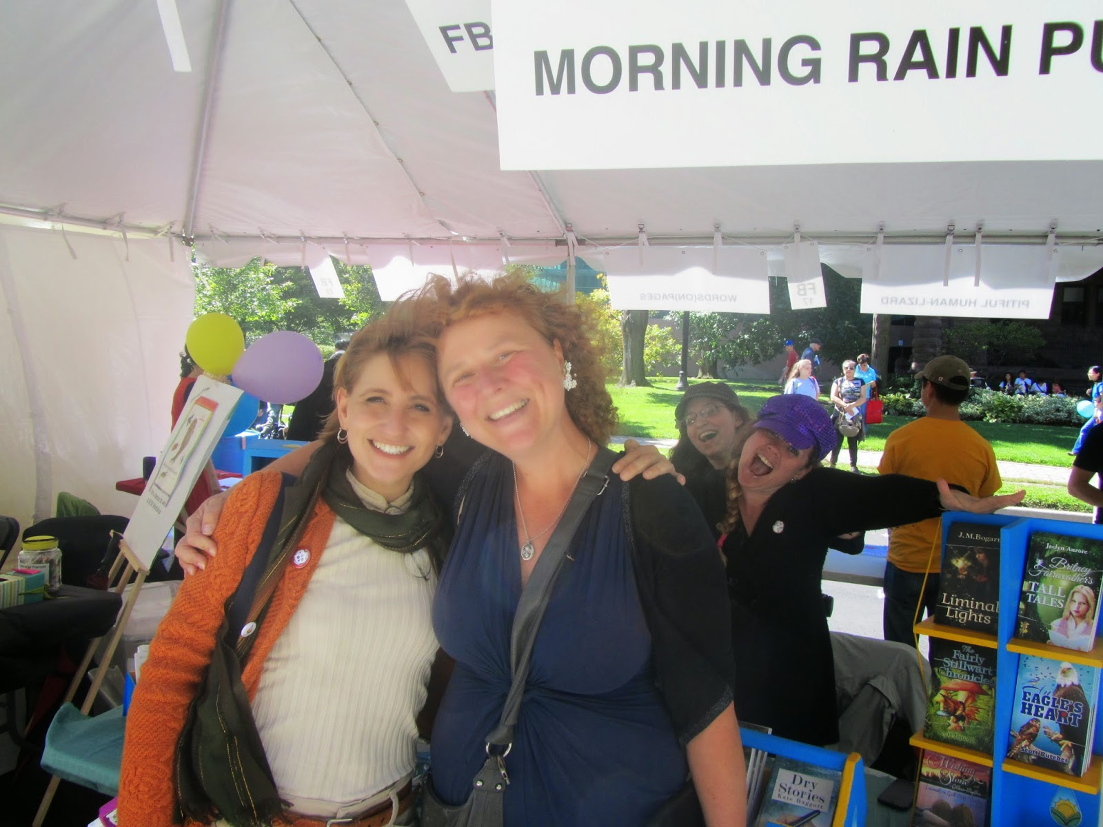 Morning Rain Publishing - Word On The Street