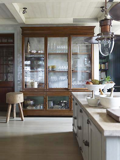 an cottage unfitting for a kitchen