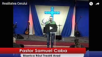 Samuel Caba — Realitatea Cerului