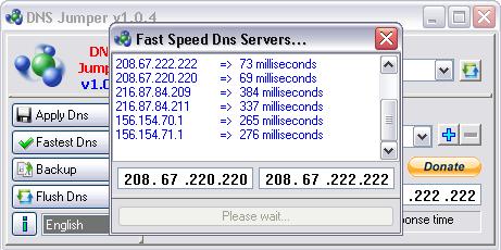 طريقة تسريع الانترنت سرعة خيالية 2014