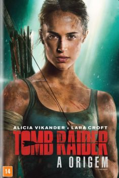 Tomb Raider: A Origem Torrent - BluRay 720p/1080p Dual Áudio
