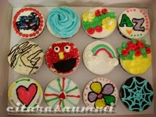 MODUL KELAS : BAKE & DECO BASIC CUPCAKES WITH BUTTERCREAM