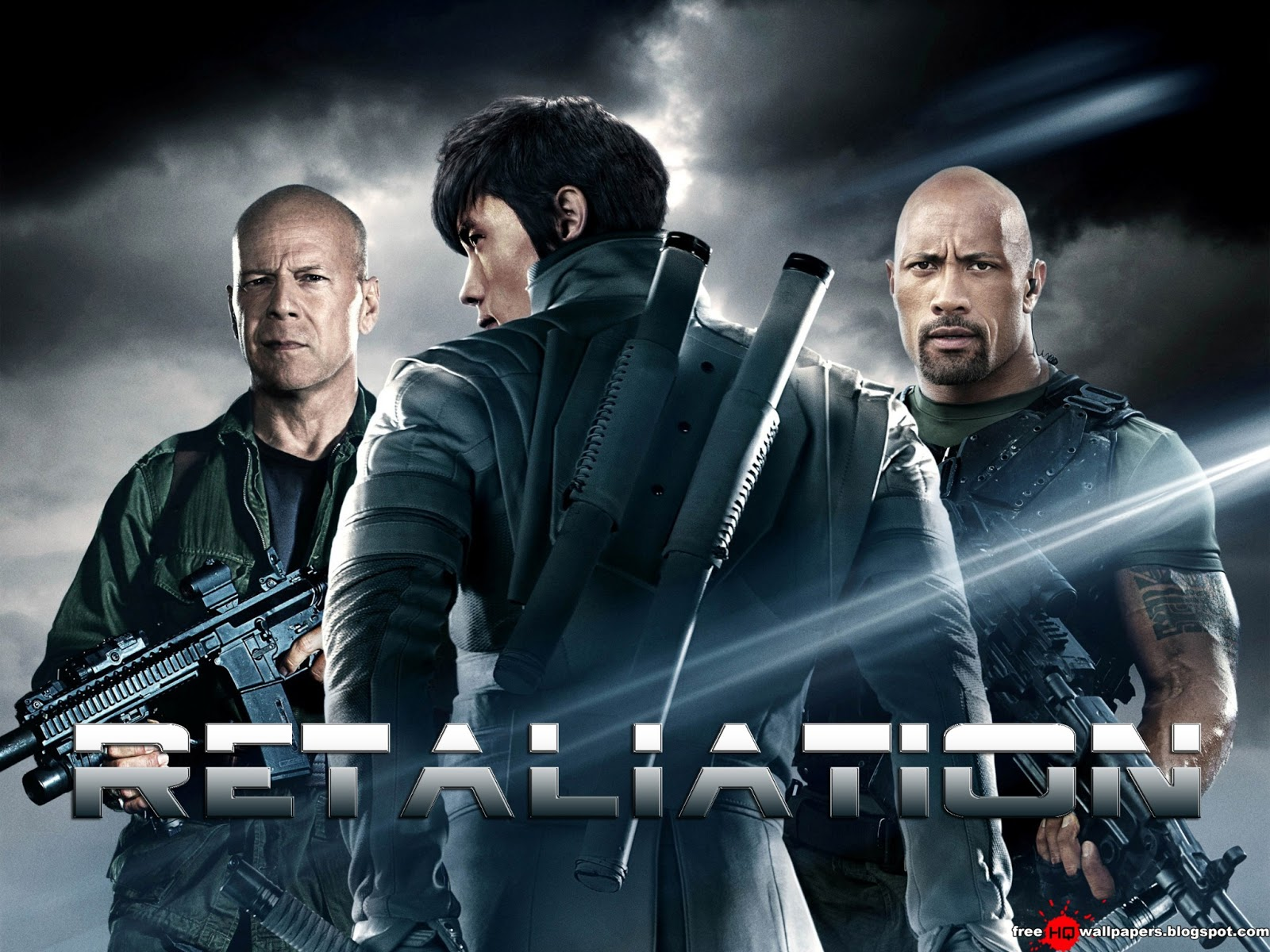 G.I. Joe Retaliation Movie Wallpaper #2 SantaBanta - g i  joe retaliation wallpapers
