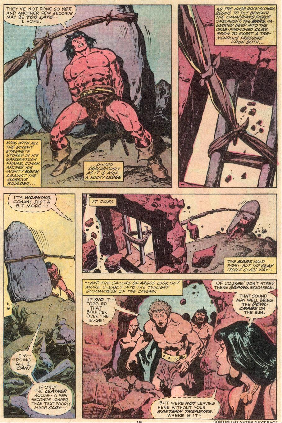 Conan the Barbarian (1970) Issue #99 #111 - English 11