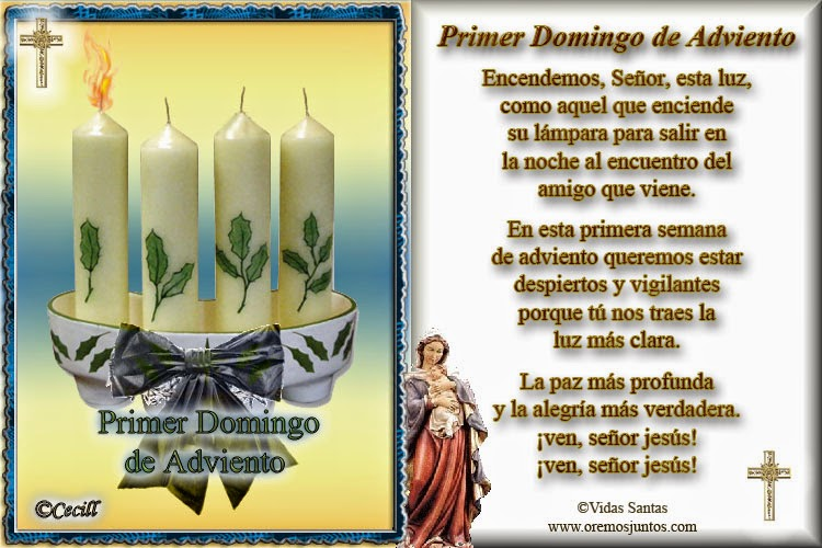 Primer Domingo - Adviento