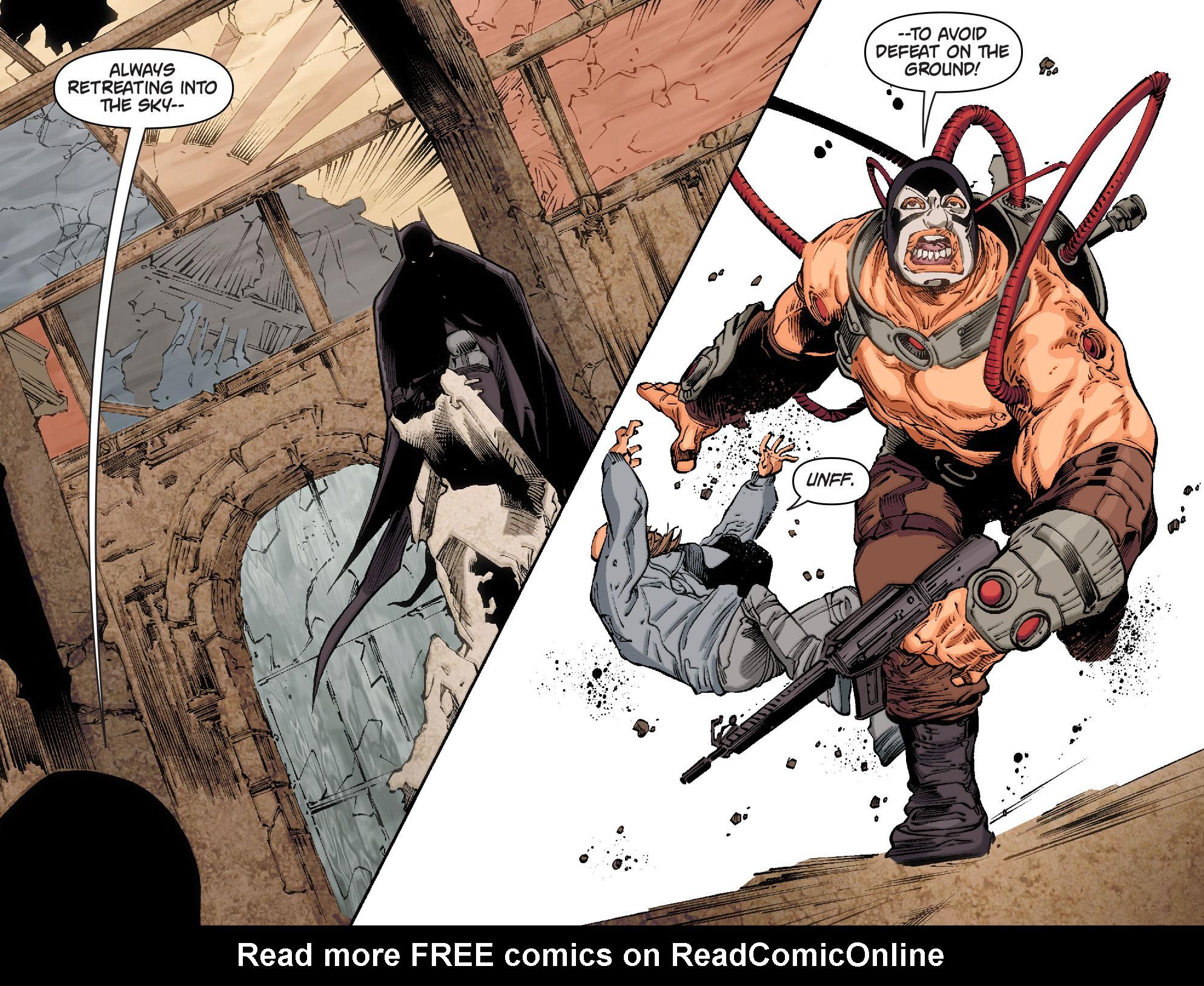 Batman: Arkham Knight [I] Issue #18 #20 - English 14