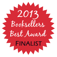 """Revenge"" Double-Finalist in Booksellers Best Awards 2013!"