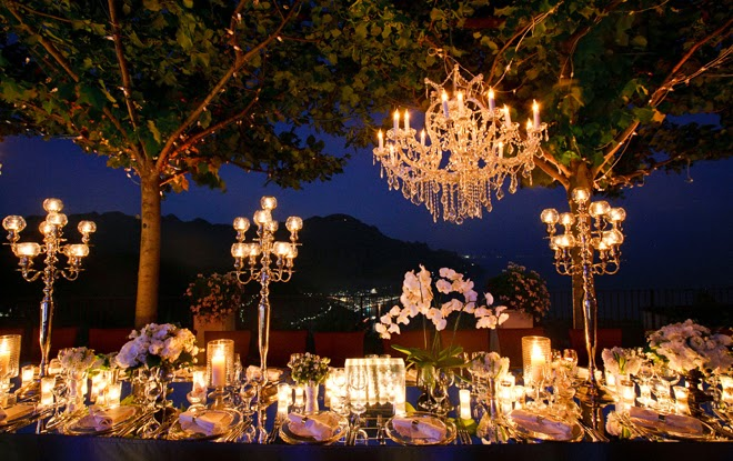 5 Gorgeous Lighting Ideas to Brighten up Your Wedding Day