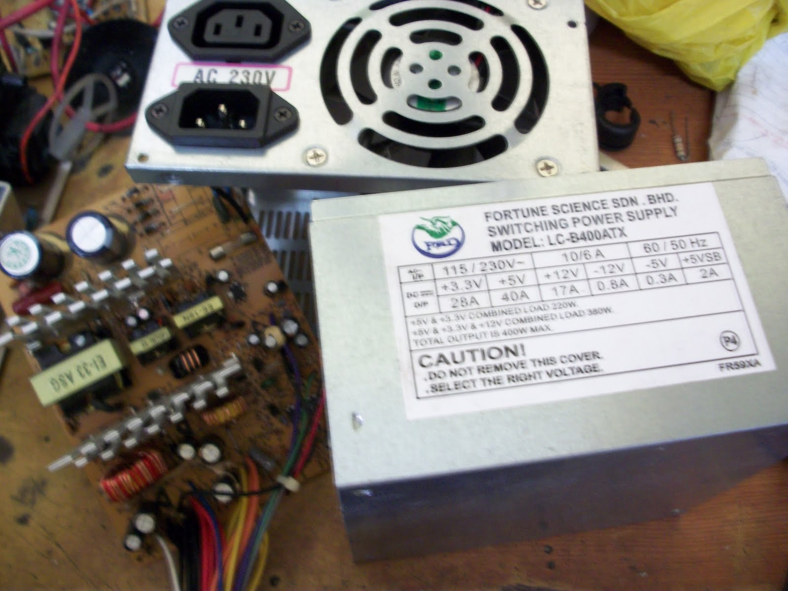 Unique Smps Repairing Guide Composition - Electrical and Wiring ...