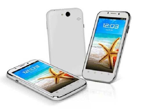 Spesifikasi dan Harga Advan Vandroid S3, Ponsel Android 600 Ribuan