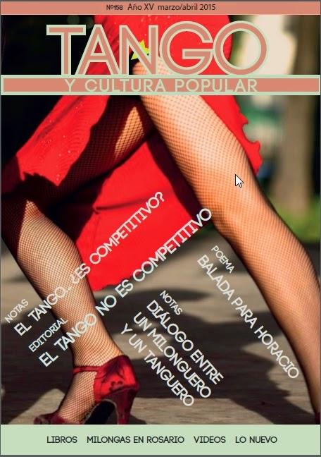 Tango y Cultura Popular N° 158