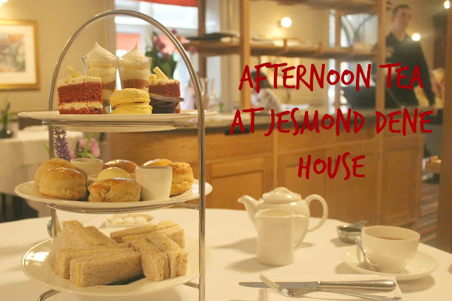 best afternoon tea north east