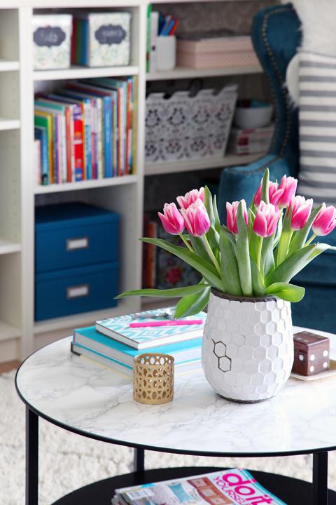 die wohngalerie marmor der neue trend im m beldesign leicht mit folie zum selbermachen. Black Bedroom Furniture Sets. Home Design Ideas
