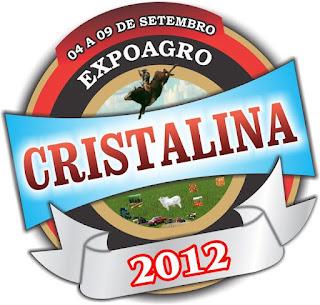 24ª Expoagro de Cristalina 2012 terá shows com Leonardo e outros grandes nomes da música nacional