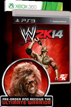 Pre-Order WWE2K'14