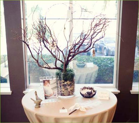 baby shower wish tree poem party invitations ideas