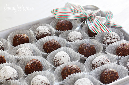 Skinny No-Bake Cookies | Skinnytaste