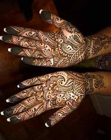 Mehndi Design Henna Tattoo Designs