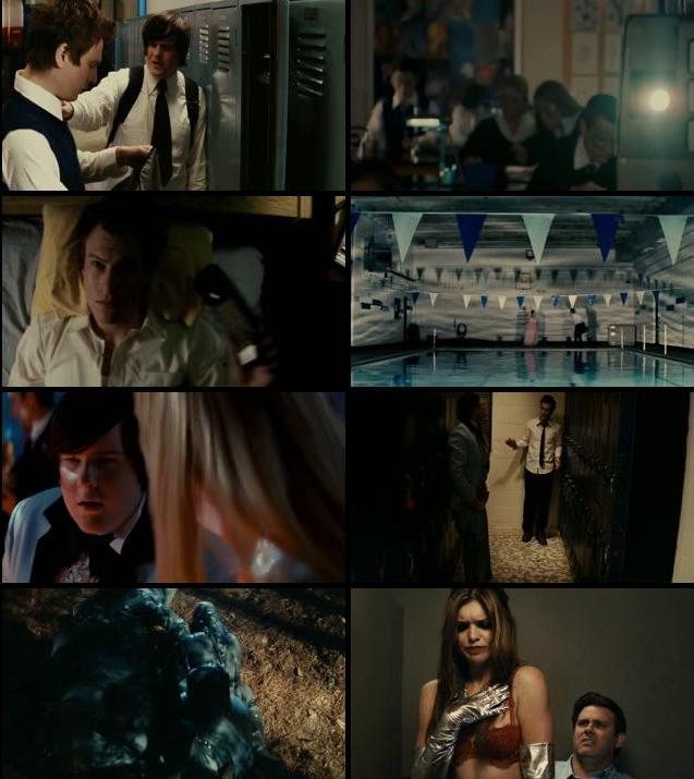 Cabin Fever 2 Spring Fever 2009 UNRATED Dual Audio 720p BluRay 900mb