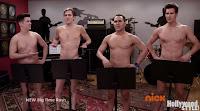 Chicos de Big Time Rush SIN ROPA en episodio '4x2' de la serie!!!